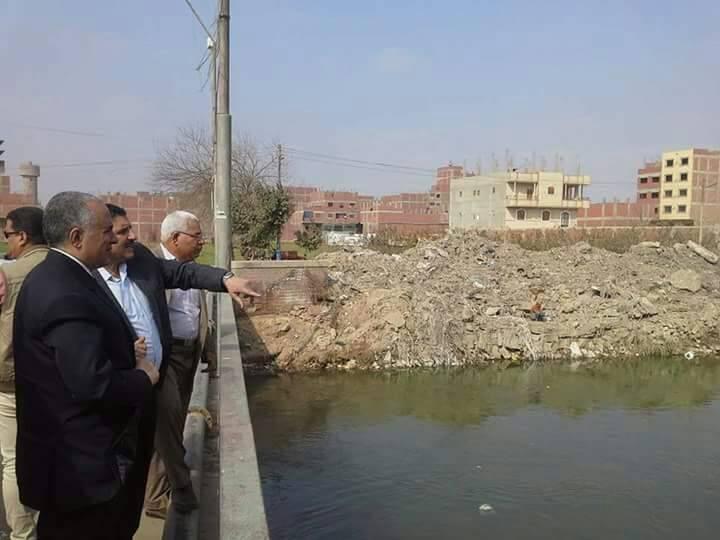 وزير الري: مشروعات مائية بقيمة 125 مليون جنيه بالقليوبية  لتطهير الترع والمصارف