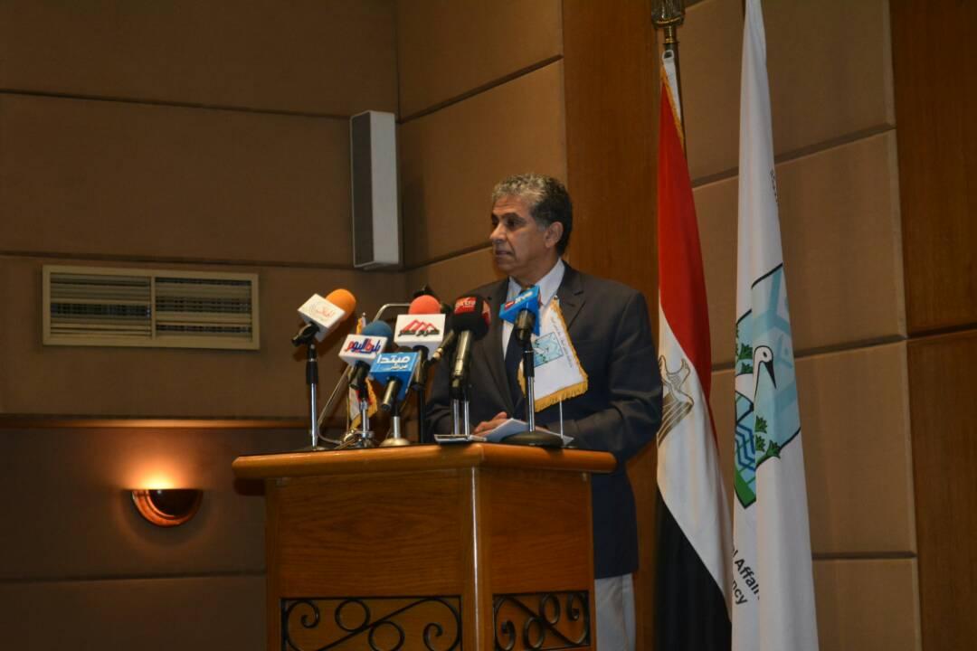 وزير البيئة: الحكومة تنفذ خطة لحماية نهر النيل والبحيرات