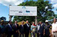 تقرير شامل عن مشروعات التعاون الثنائي مع دول حوض النيل امام وزير الري