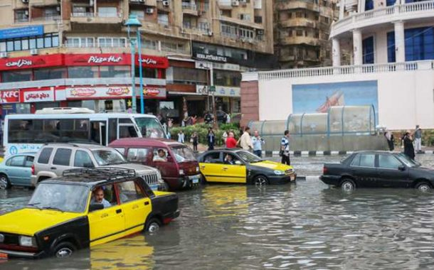 موقع أمريكي: تغير المناخ في مصر أخطر من مشكلة الأمن.. الإسكندرية مُهددة