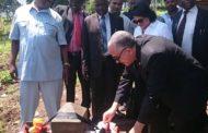 رئيس قطاع مياه النيل: تفقد مواقع مشروع درء مخاطر الفيضان في مقاطعة كسيسي بأوغندا