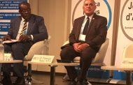 وزير الري يفوز بجائزة دولية في الموارد المائية والتكريم في لبنان