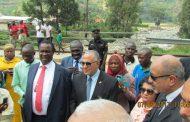 الري تستعرض مشروعات التعاون المشترك مع جنوب السودان وأوغندا بحزمة من مشروعات لإدارة الموارد المائية