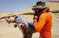 البيئة : عملية إنقاذ ناحجة لاحد زوار محمية وادي دجلة