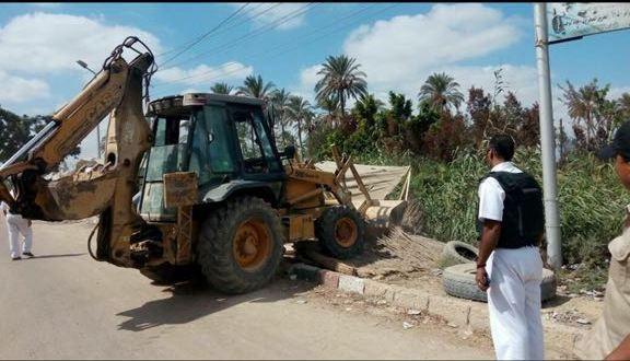تقرير رسمي: إزالة 134 ألف حالة تعد علي النيل ومنافع الري والصرف