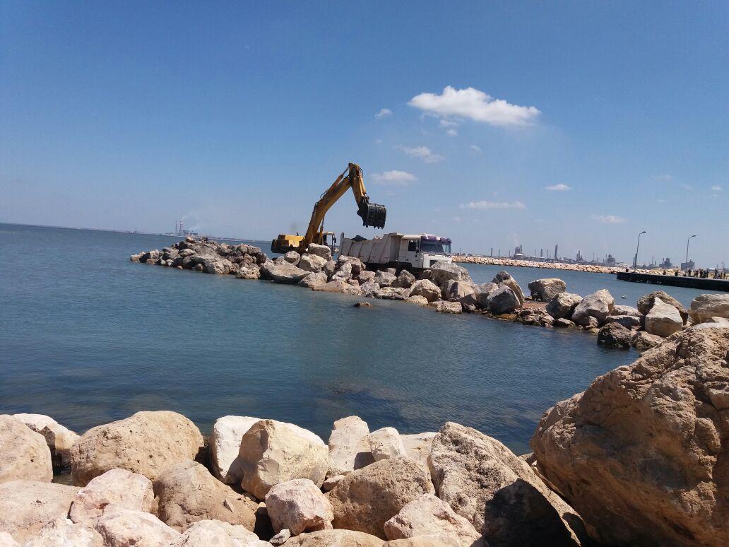 الري:  5 محطات لرصد الظواهر والتيارات البحرية من من رفح للسلوم