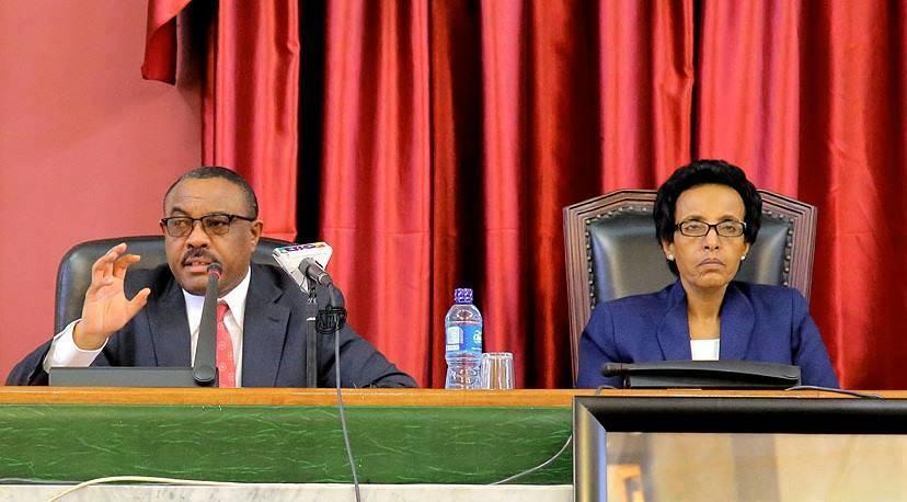 رئيس وزراء اثيوبيا: ديمقراطية بلادي في مرحلة