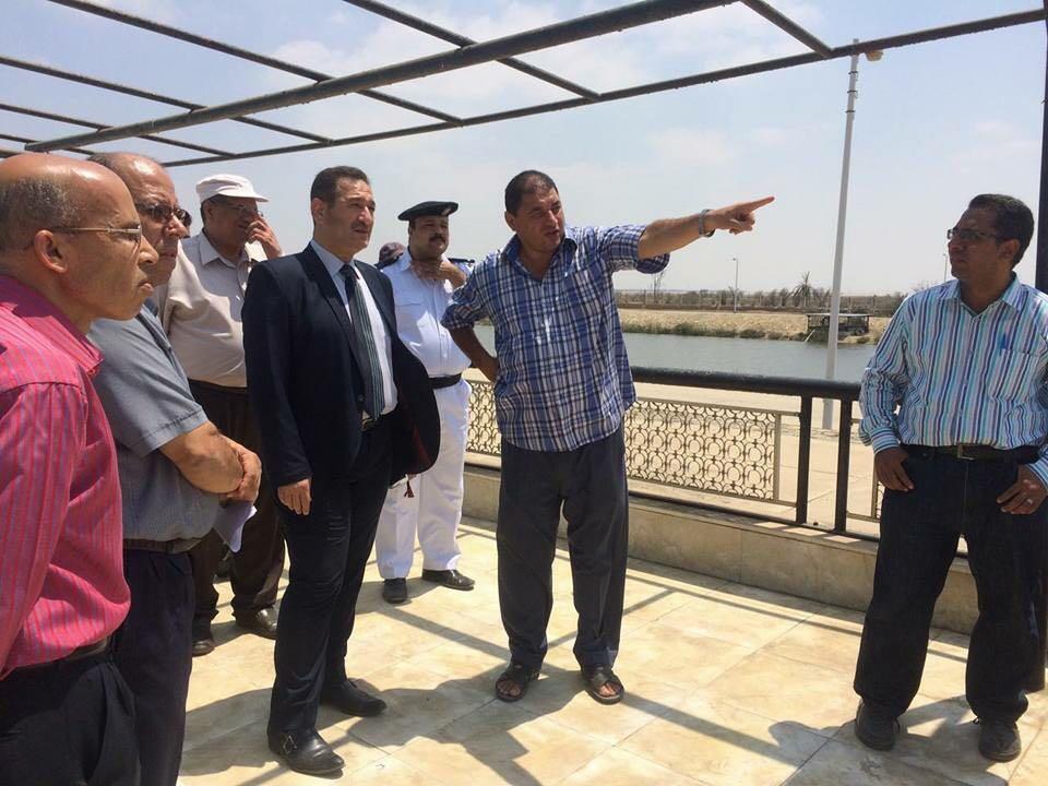وزير الري: الانتهاء من سحارة ترعة السلام ...و12 محطة رفع بمشروع تنمية سيناء