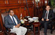 وزير الزراعة يشارك في فعاليات اجتماعات