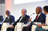 السيسي عن دعم الشباب: «لو جاهزين ياخدوا الأراضي ويبدأو الشغل»