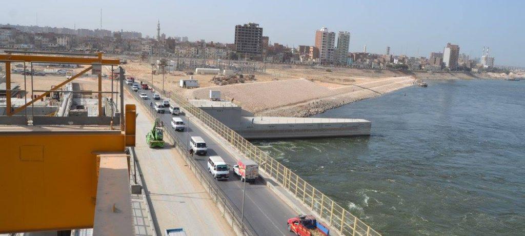 الري تعلن موعد افتتاح قناطر أسيوط الجديدة