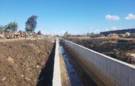 «الري»:إحلال وتجديد 79 ألف فدان بشبكات الصرف المغطى