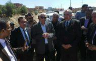وزير الري يقترح منح أهالي أسوان نقوداً لغرس أشجار لحماية مصرف السيل