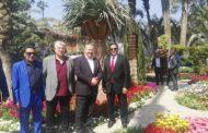 نواب وزير الزراعة في أعياد الربيع بالاورمان (صور)