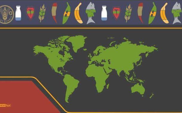 ارتفاع أسعار المواد الغذائية العالمية ...وأسهم القمح تتجه للزيادة