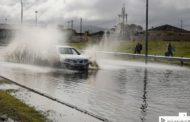 بعد تداول نموذج العطش في كيب تاون...السيول تجتاح المدينة