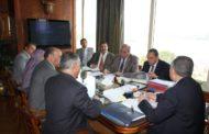 وزير الري يبحث ضوابط زراعة الارز الموسم الجديد وترشيد إستهلاك المياه