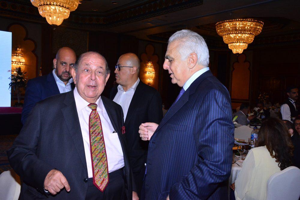 رئيس جمعية رجال الاعمال: يكشف عن سبب خطير يهدد طموحات الرئيس السيسي