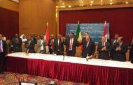 أثيوبيا تعلن الإتفاق مع مصر والسودان علي تشكيل فريق عمل لدراسة آليات التخزين أمام سد النهضة
