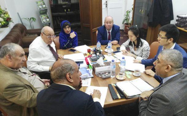 شركة صينية لإنتاج المبيدات تستعرض خطوات النفاذ للسوق المصري