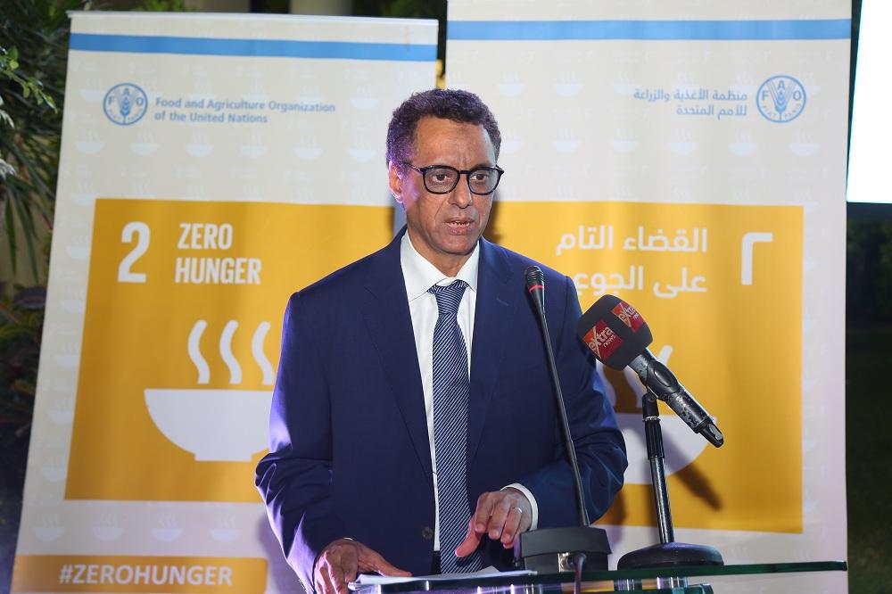 الفاو: 74 مليون شخص من 18 بلداً يعانون من انعدام الأمن الغذائي، منها 15 بلداً في أفريقيا والمنطقة العربية