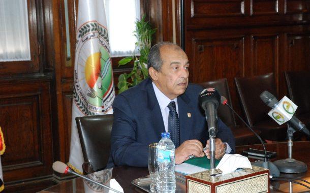 وزير الزراعة : ننفذ تكليفات الرئيس بإزالة التعدياتوتطهير البحيرات