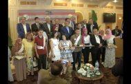 محافظ الجيزة يكرم قناه مصر الزراعية لدورها مبادرة