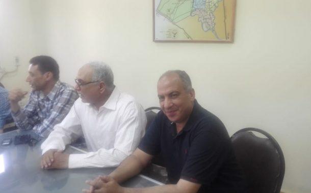 وزير الزراعة يشكل لجان فنية لمتابعة بيع التقاوي بالمحافظات