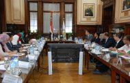 كواليس إجتماعات وزير الزراعة مع الكوادر الشبابية لمتابعة المشروعات التنموية
