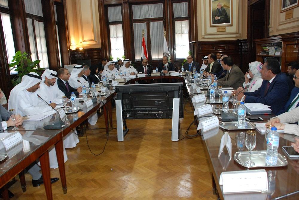 بعد إنفراد أجري توداي...الزراعة تعلن تفاصيل إجتماع الصادرات بين مصر والامارات