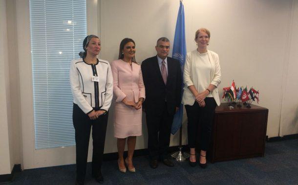 وزيرة البيئة: الامم المتحدة تدعماستضافة مصر لمؤتمر التنوع البيولوجي في جنوب سيناء