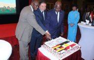 بالصور... وزير خارجية أوغندا يشارك في إحتفالات السفارة المصرية بأعياد ثورة يوليو