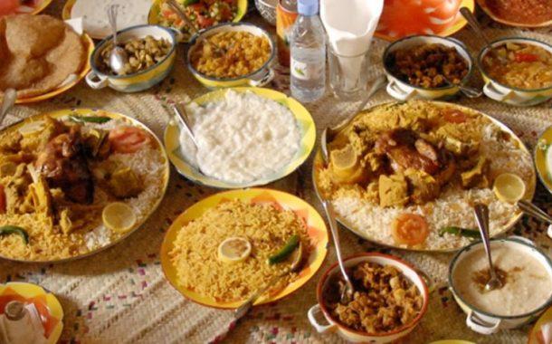 عادات غذائية يجب أن تتجنبها أول أيام العيد...و10 نصائح للوجبات الصحية