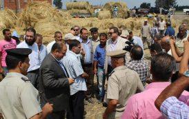 البيئة : طوارئلمواجهة موسم حرق قش الأرز بالتنسيق مع محافظتي الغربية وكفر الشيخ