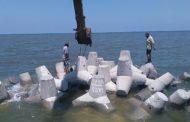 الري: إرتفاع منسوب البحر وتوقف فيضان النيل دفعت بإجراءات الحماية لشواطئ مطروح والبحر الاحمر
