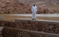 السيول تواصل ضرب جنوب سيناء...والري:إدارة المياه حولتها إلي خيرات تنعش الاودية  الجبلية