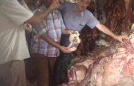 نائب وزير الزراعة : ضبط ١٥ طن لحوم فاسدة في حملات التفتيش خلال أسبوعين