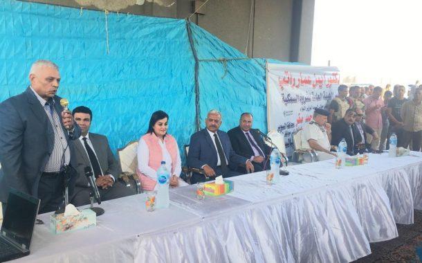 محافظ السويس ونائب وزير الزراعة يفتتحان موسم الصيد بالبحر الأحمر بعد توقف 6 شهور