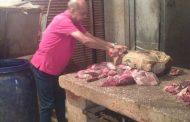 النيابة تقرر إعدام 42 طنا من اللحوم الفاسدة بمحافظة القاهرة والتحفظ على 51 طنا بمحافظتي البحيرة والمنوفية