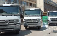 البيئة تدعم محافظة الغربية بمعدات ب ٤٩ مليون جنيه لرفع كفاءة منظومة النظافة