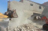 الحكومة تواصل إزالة التعديات على مساحة 32 الف فدان ومليون و300 الف متر
