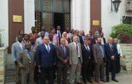 مصر تدرب 22 أفريقيا علي الكشف علي الامراض العابرة للحدود بمعهد صحة الحيوان