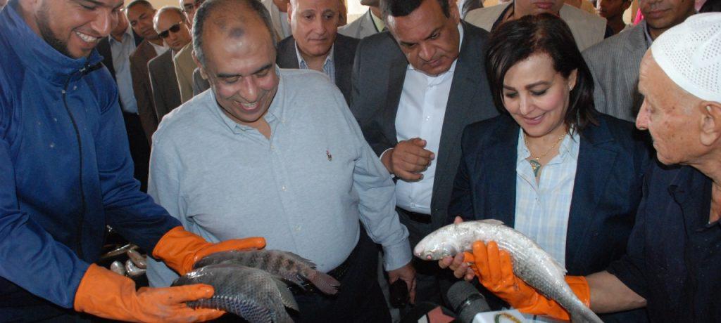 تفاصيل إفتتاح موسم الصيد في محافظة البحيرة