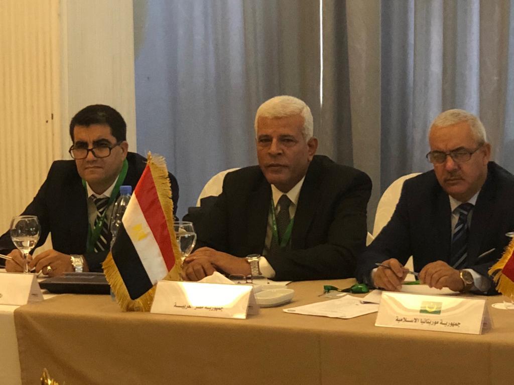 أكساد تعقد إجتماعا للمنسقيين الوطنيين لإستعراض خطط الأمن الغذائي العربي