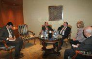مصر تبحث الترشح لاستضافة المنتدي العالمي للمياه عام 2024