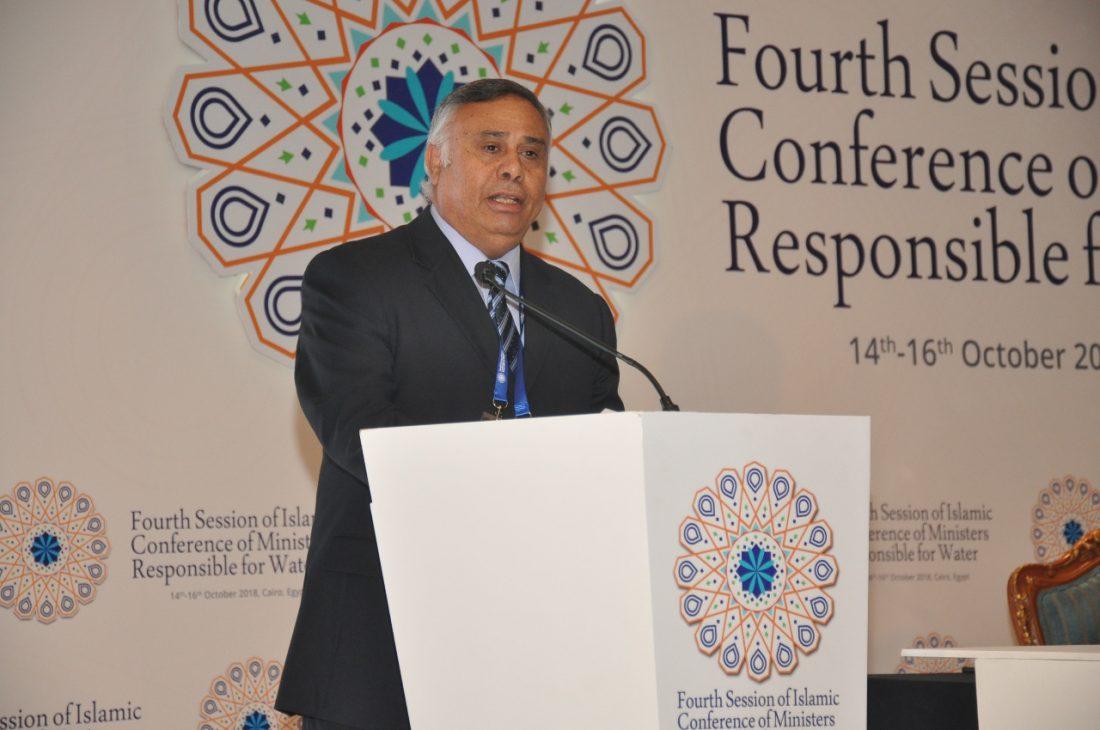 القاهرة تستضيف المؤتمر الرابع لوزراء المياه بدول منظمة التعاون الاسلامي