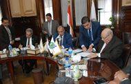 توقيع مذكرة تفاهم بين لجنة المبيدات ومركز بازل الإقليمي للتوعية بالاستخدام الآمن للمبيدات