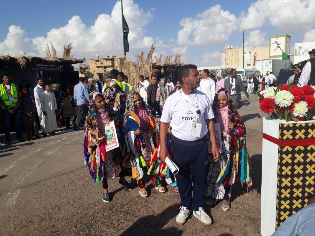 بالصور... مشاهد الاحتفالات الشعبية في مهرجان التمور في سيوه