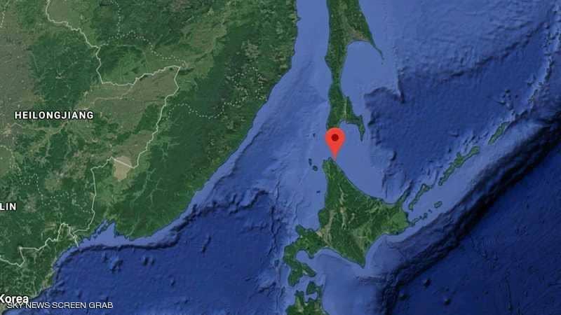 إختفاء جزيرة في اليابان... وخفر السواحل يبدأ مهمة البحث