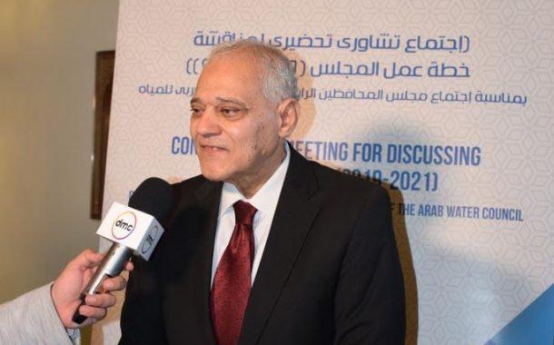 أمين المجلس العربي للمياه: المنطقة ستواجه قرارات صعبة لمواجهة التحديات المائية